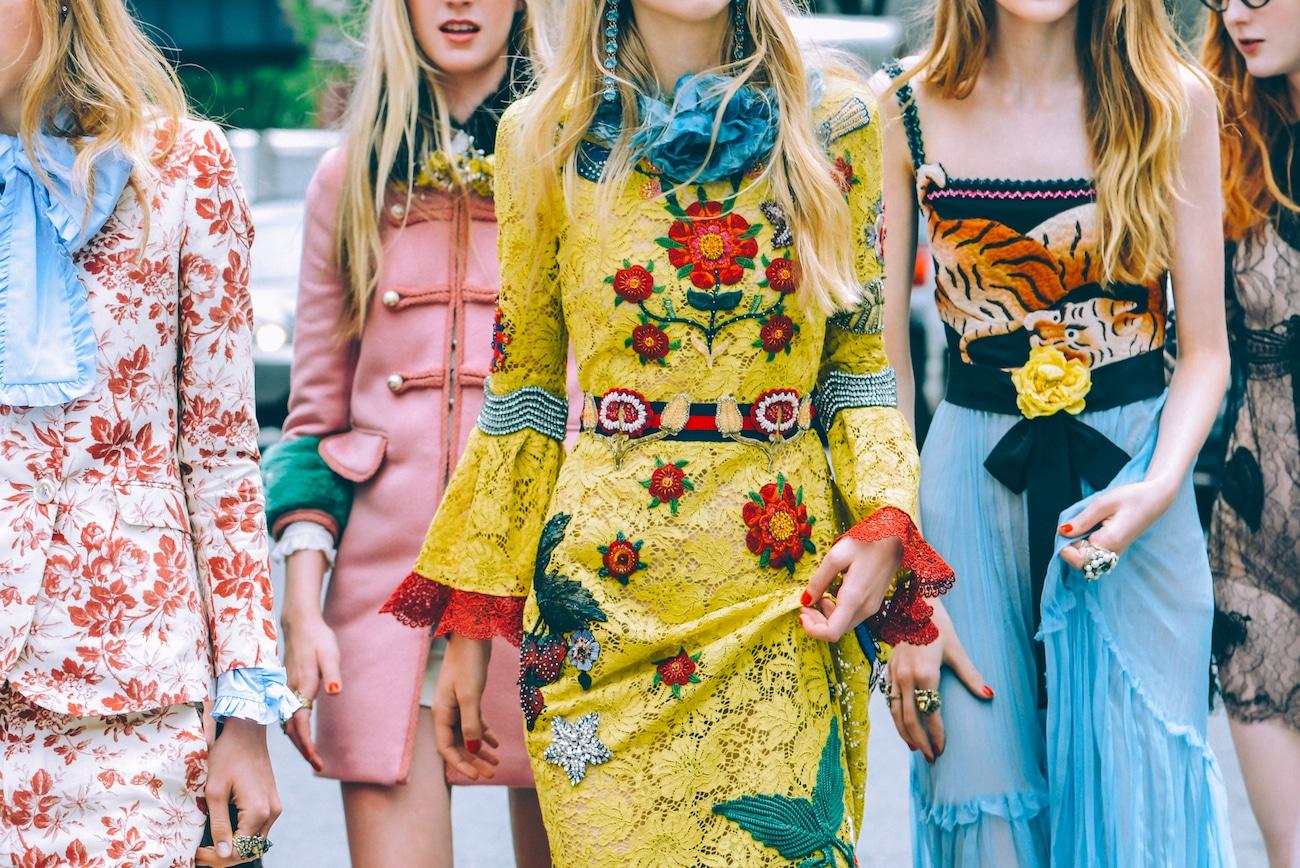 I trend per la primavera 2016 ispirati allo streetstyle