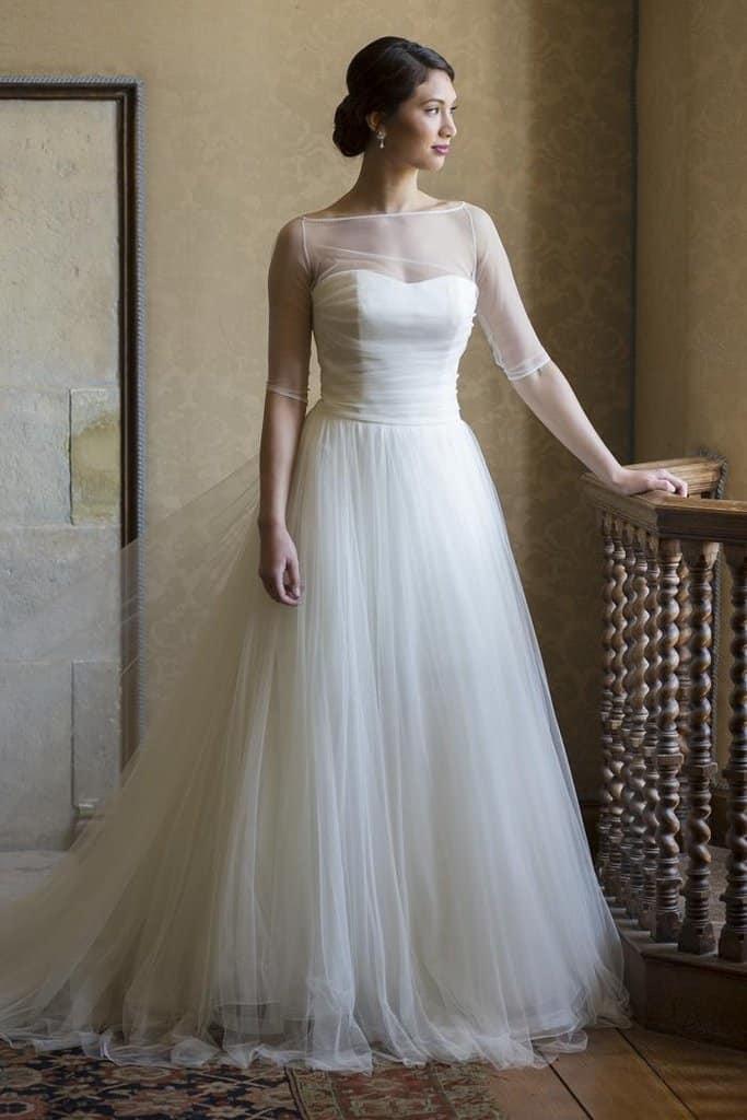 6 piccola guida agli abiti da matrimonio curvy