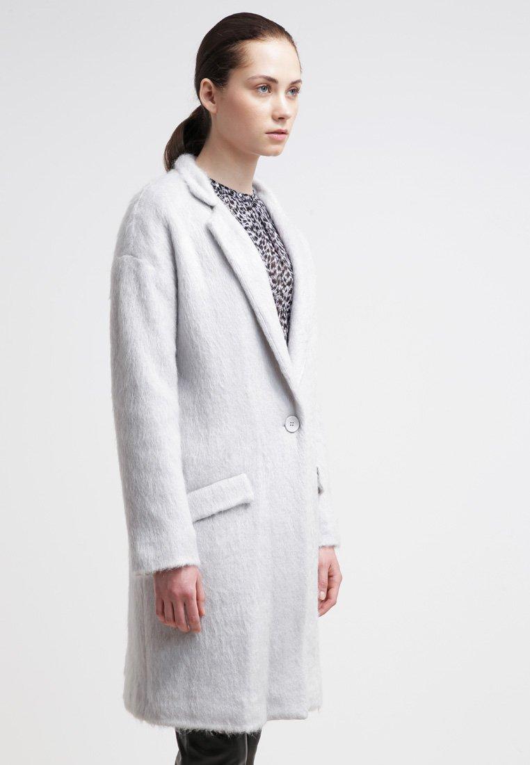 Cappotto bianco classico