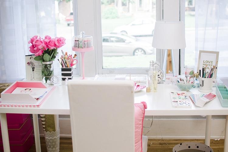 Studio fashion? Idee per arredare lo spazio di lavoro in casa