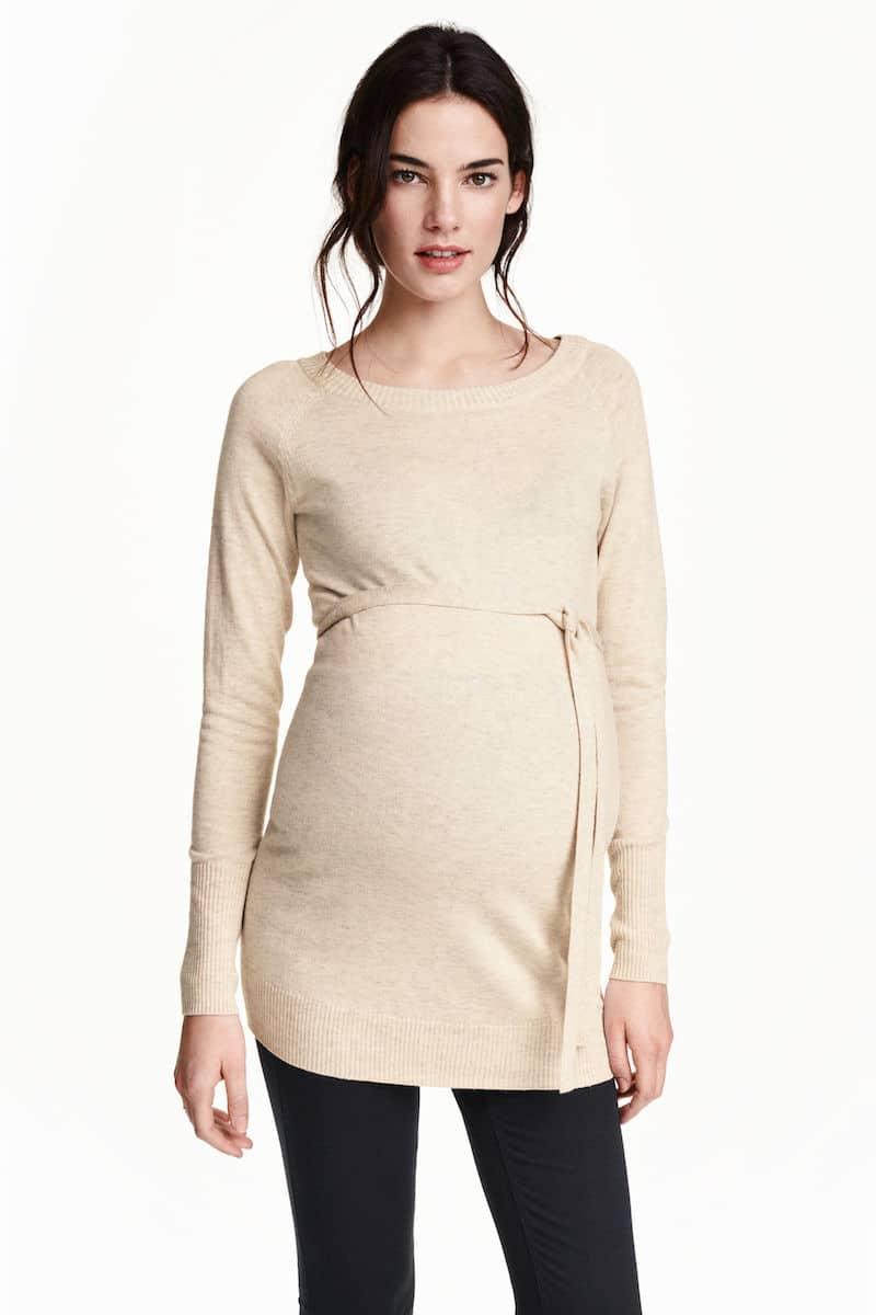 Come vestirsi in gravidanza