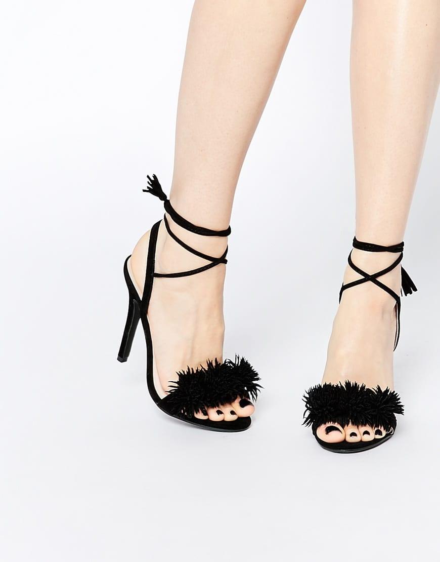 aquazzura sandali frange