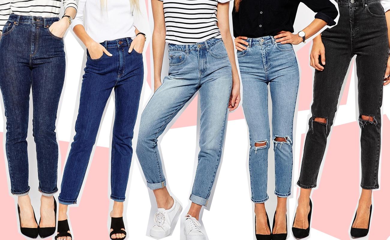 """Mom jeans, il modello di cinquetasche più trendy è quello """"delle mamme"""""""