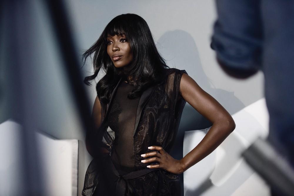 Yamamay la collezione 2016 con Naomi Campbell