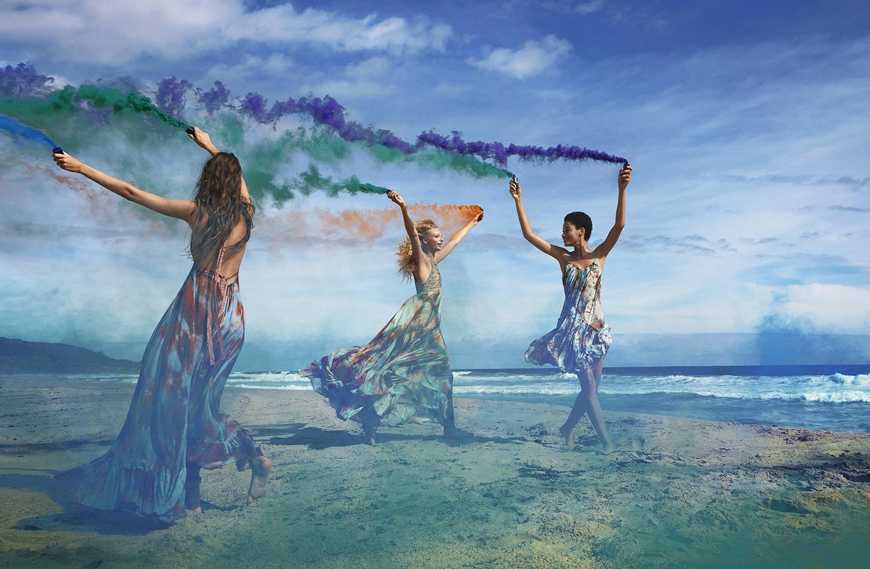 Zara, la campagna per la P/E 2016 dall'attitude naturale