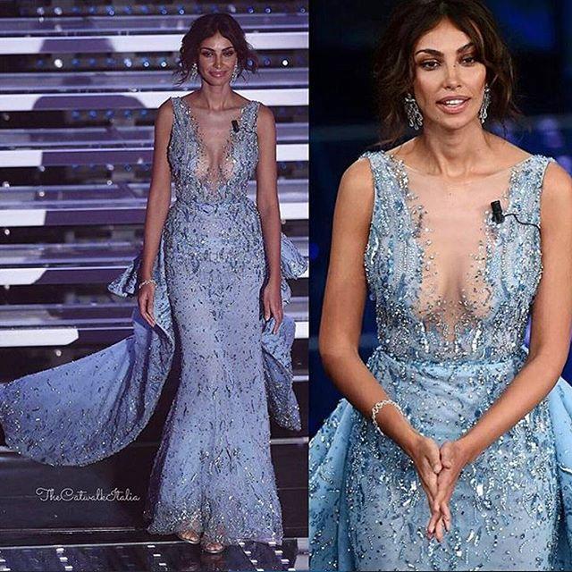 Sanremo 2016: look e stilisti della seconda serata
