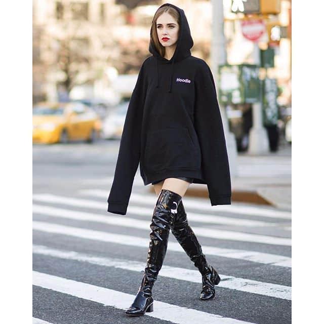 I look delle fashion blogger alla NYFW