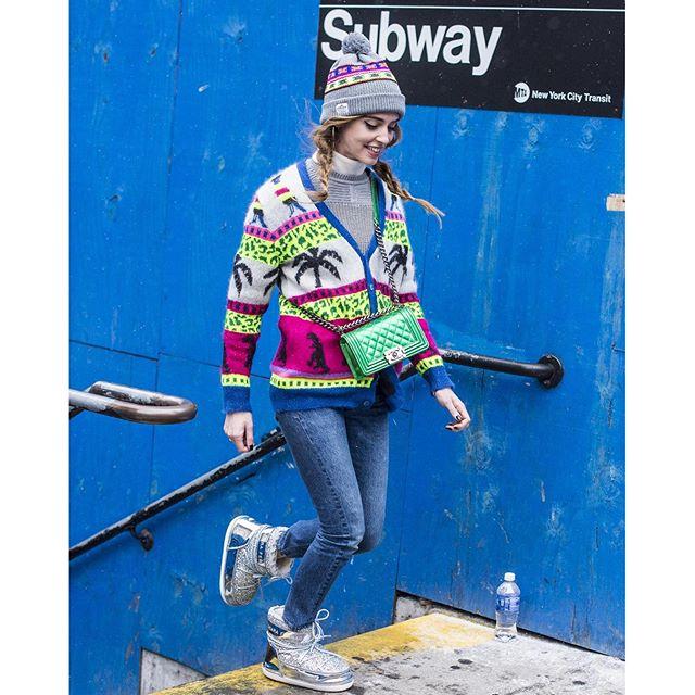 Le fashion blogger alla NYFW 2016