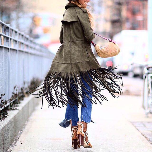Fashiongram: i look delle fashion blogger dalla New York Fashion Week
