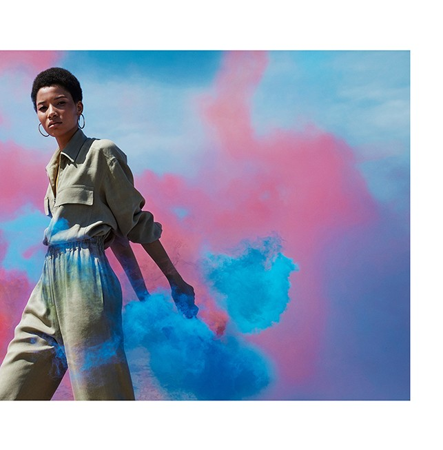 Zara, le immagini della campagna primavera/estate 2016