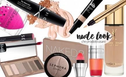 nude look quali prodotti usare