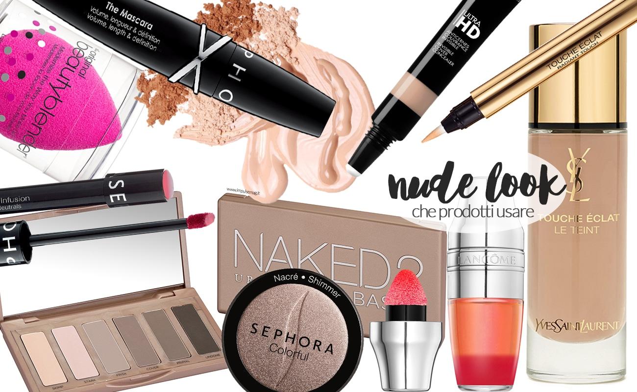 Makeup naturale: come fare un perfetto trucco nude