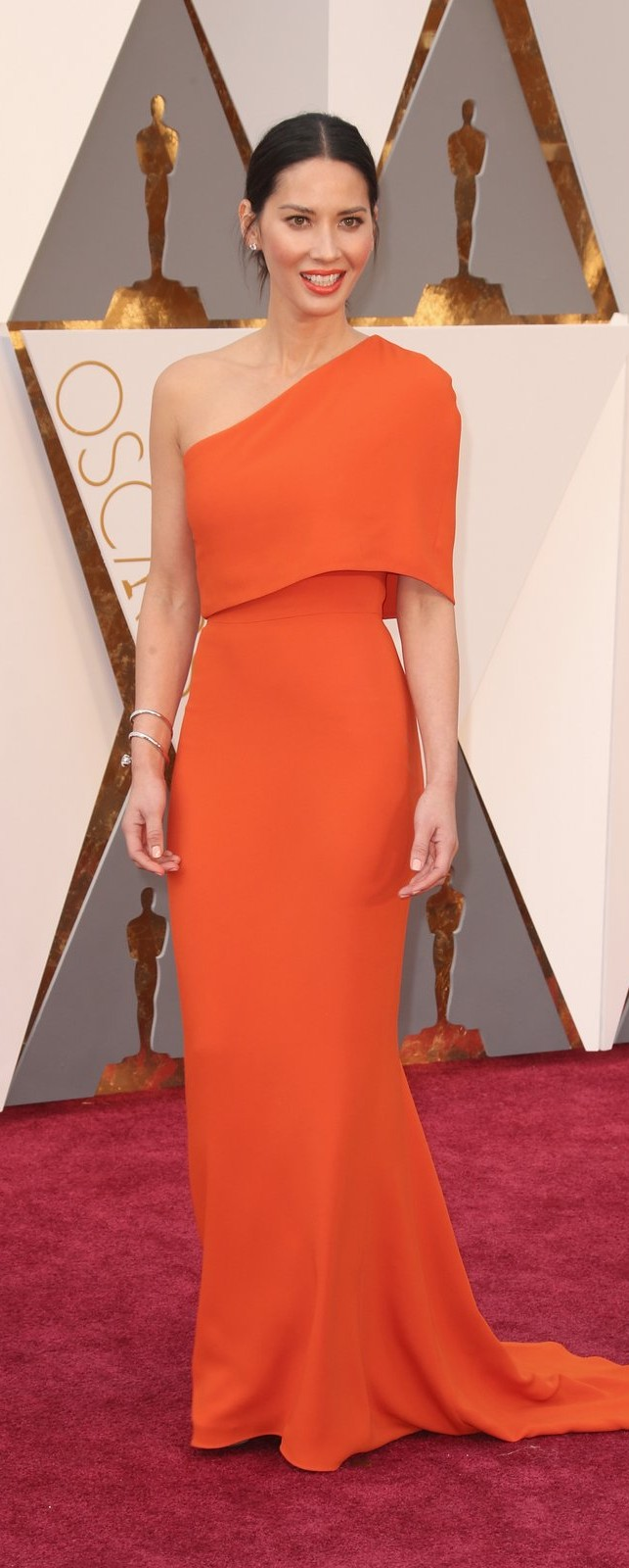 Olivia Munn in Stella McCartney