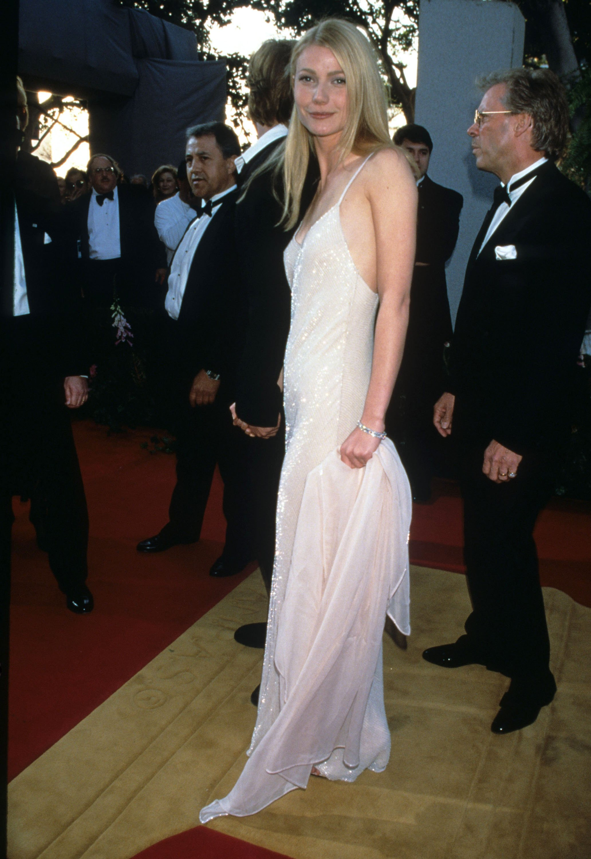 slip dress gwyneth paltrow 1996
