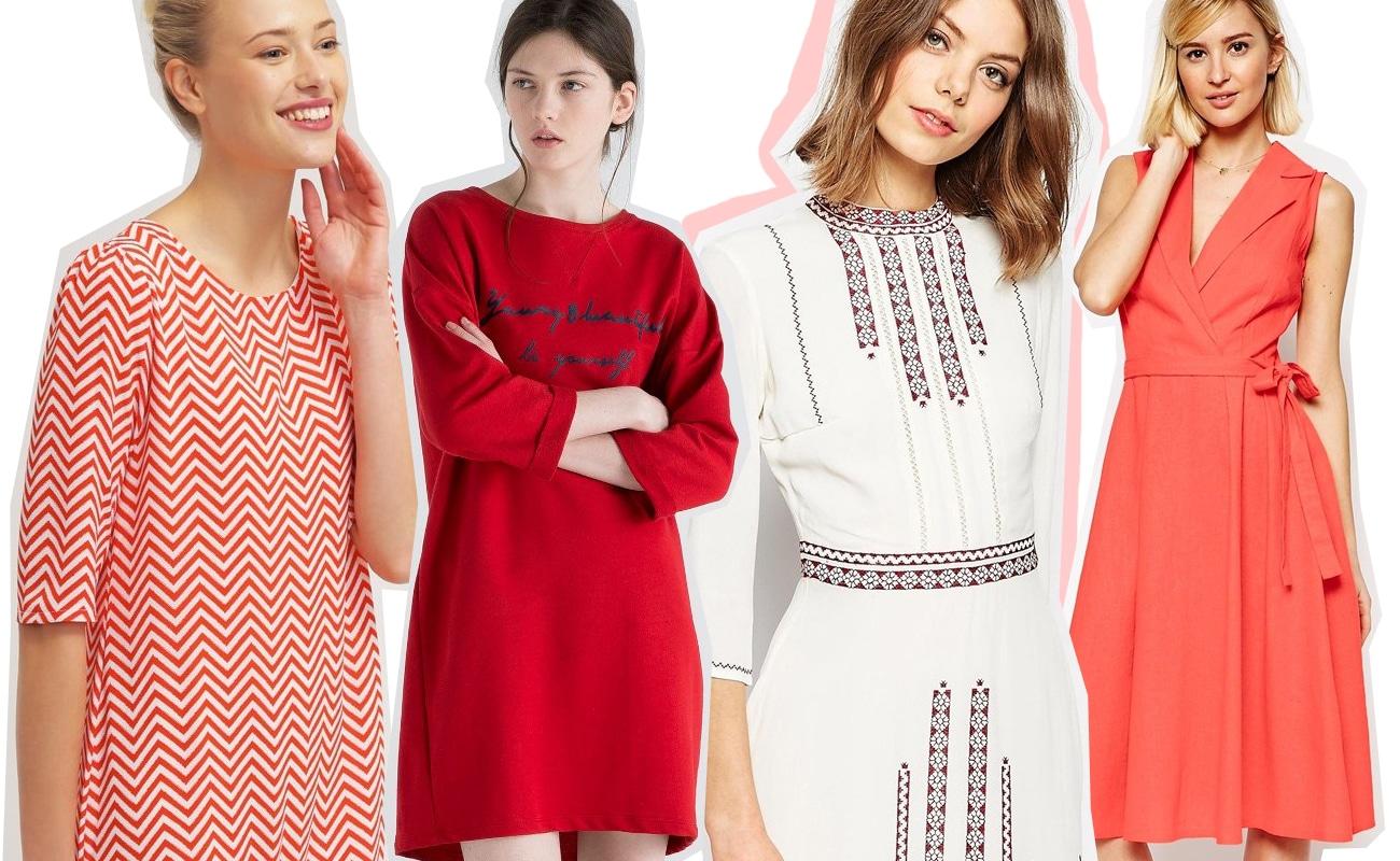 Vestiti corti da giorno per la primavera 2016, 30 idee shopping