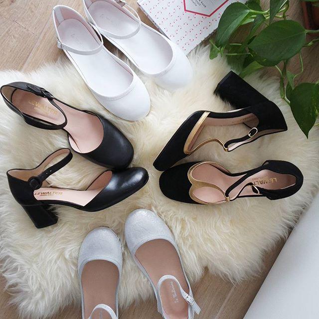 scarpe con tacco medio come indossarle