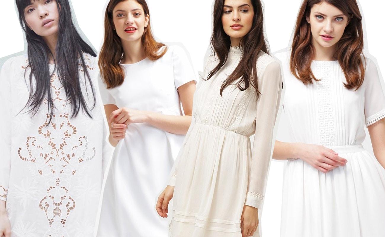 Vestiti bianchi, un classico da sfruttare ogni estate: 20 idee shopping