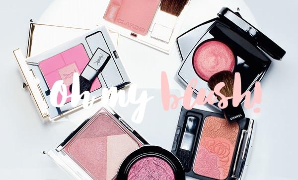 Come si mette il blush: guida alla scelta del blush perfetto
