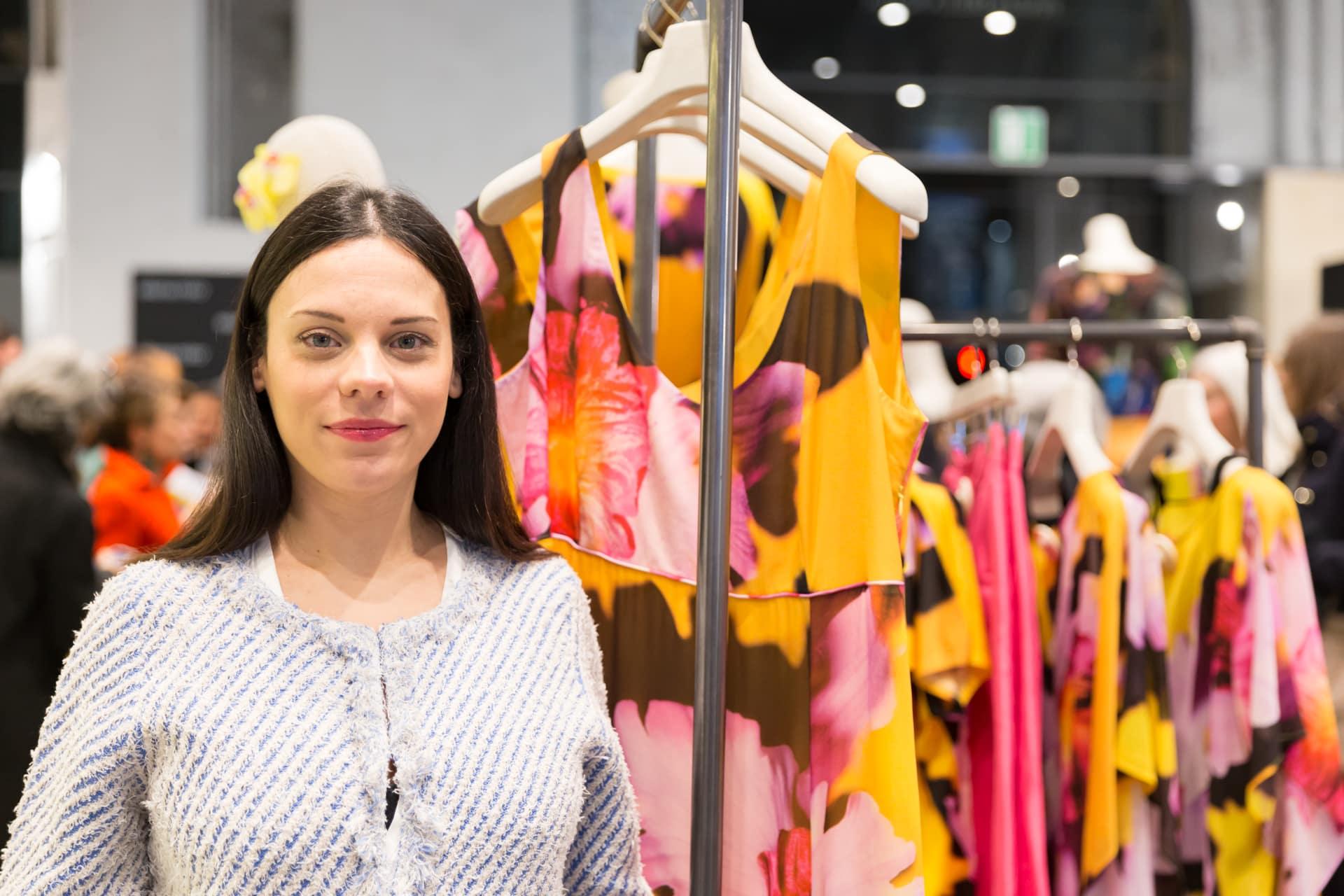 Elena Mirò celebra i 30 anni con la collezione Fiori di Barbieri