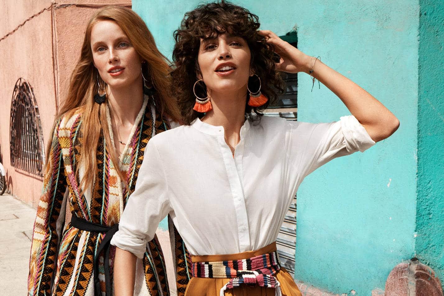 H&M, la primavera 2016 tra etno e folk