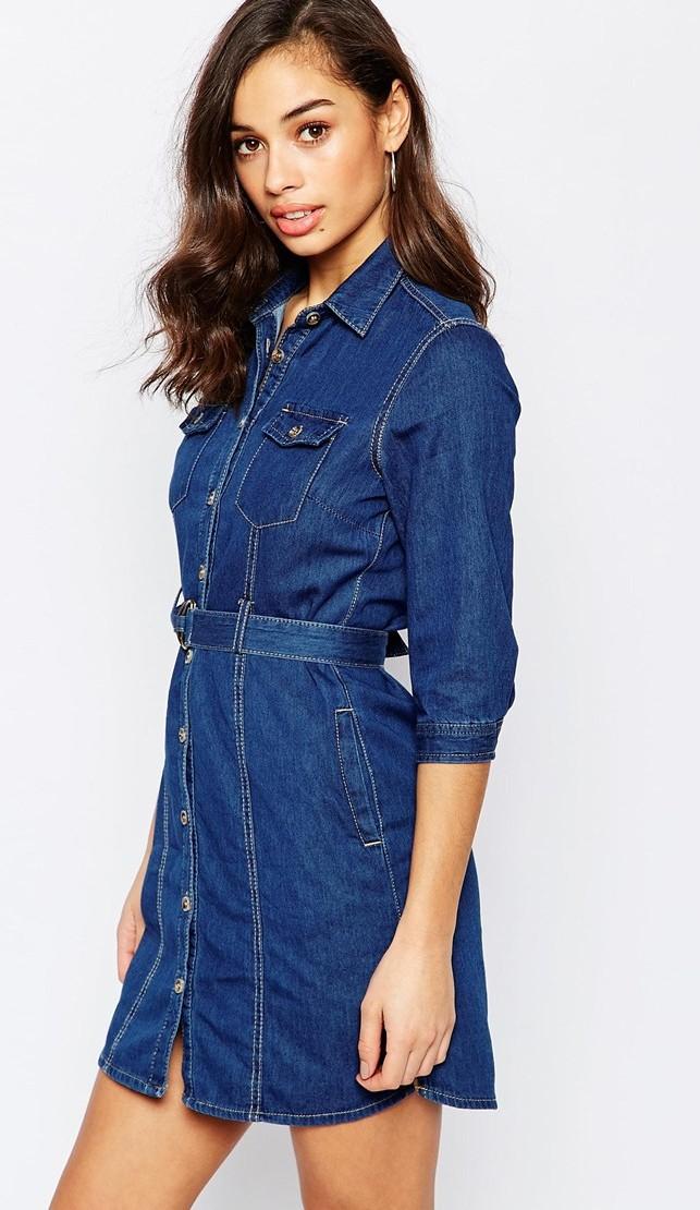 Abiti in jeans: 15 must da comprare subito!