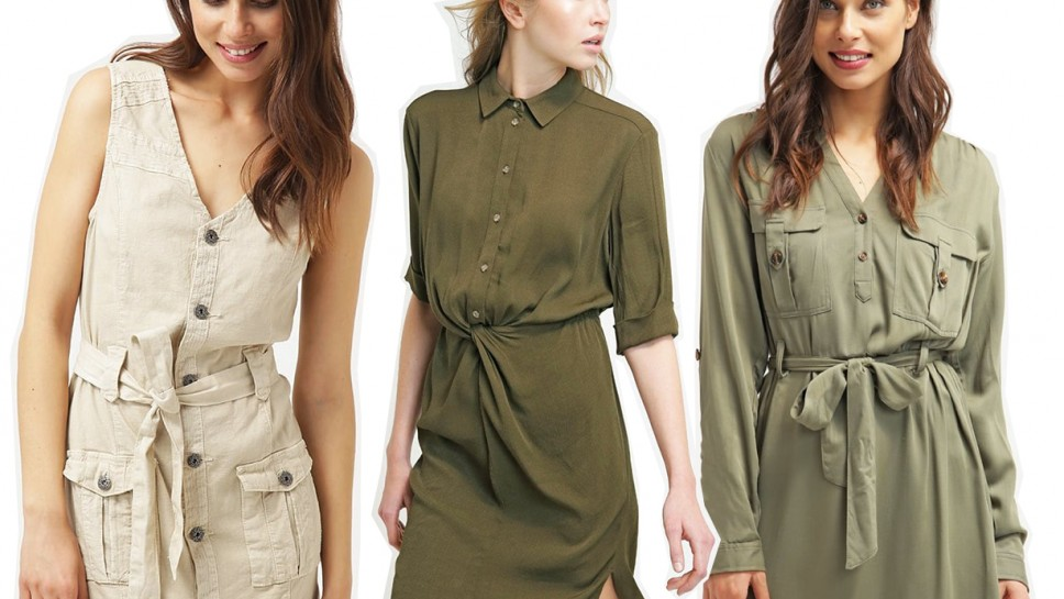 safari dress primavera estate 2016