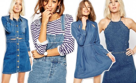 vestiti jeans primavera 2016