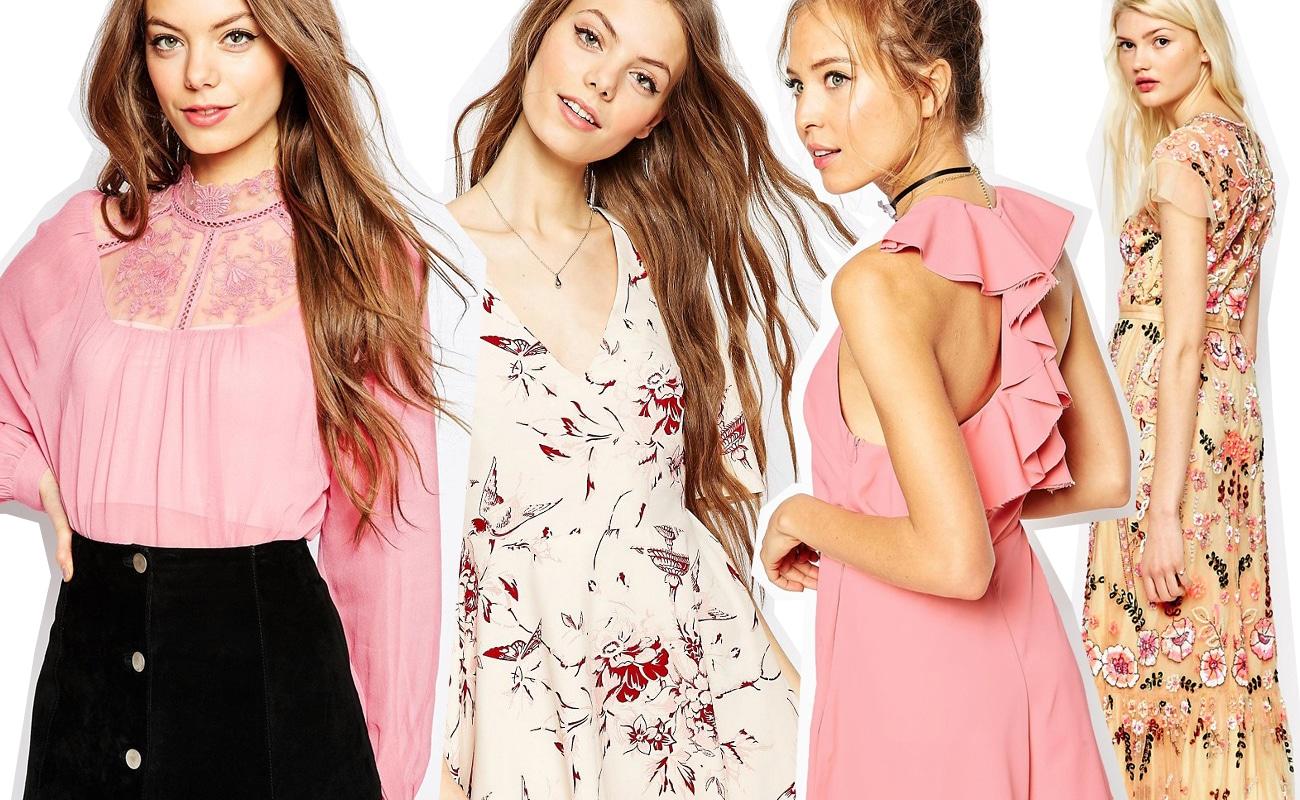 Trend alert: vestiti romantici con volant, balze, fiori e fiocchi
