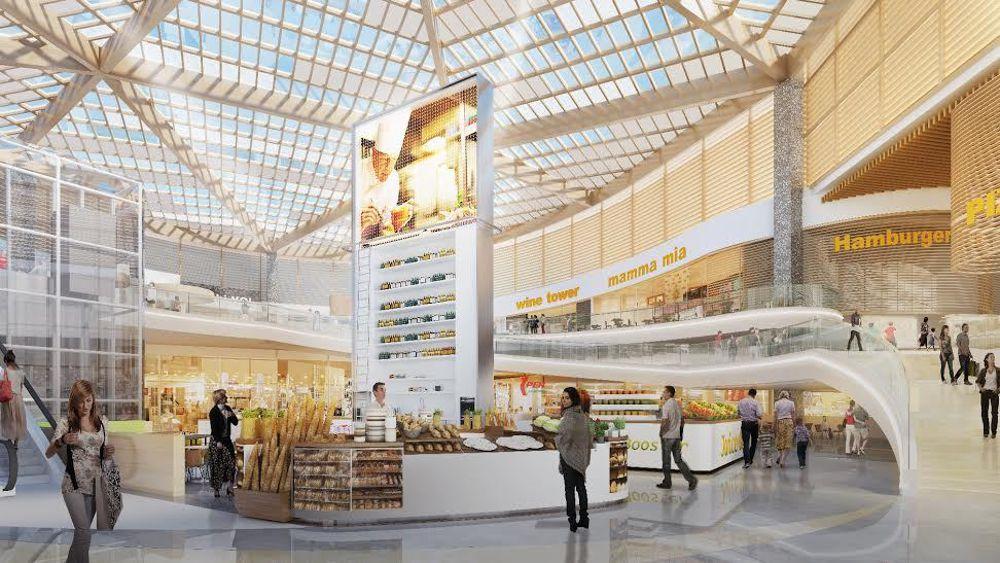 Arese shopping center il centro impulse - Casa centro commerciale da vinci ...