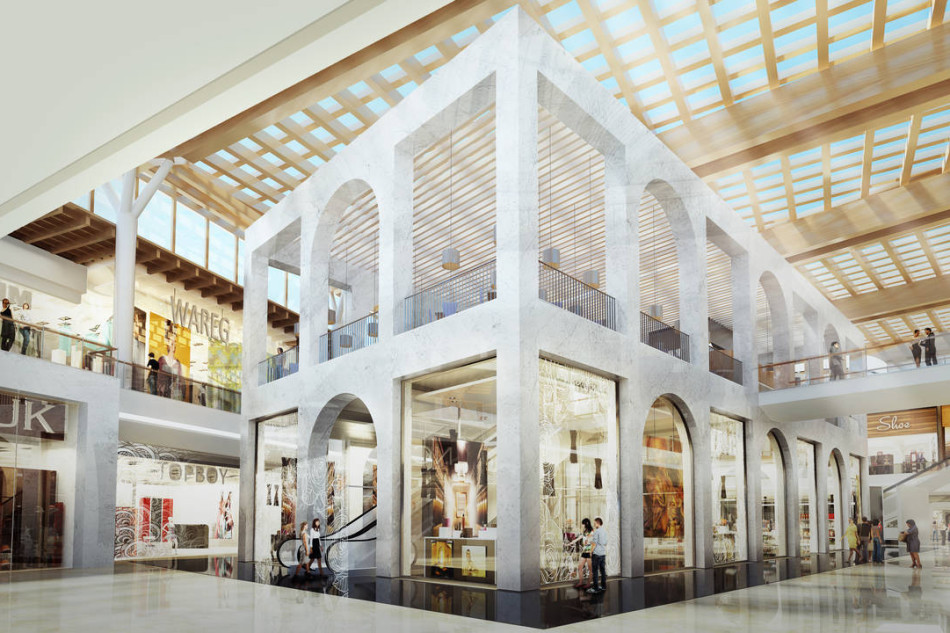 Arese shopping center il centro impulse for Negozi arredamento milano centro