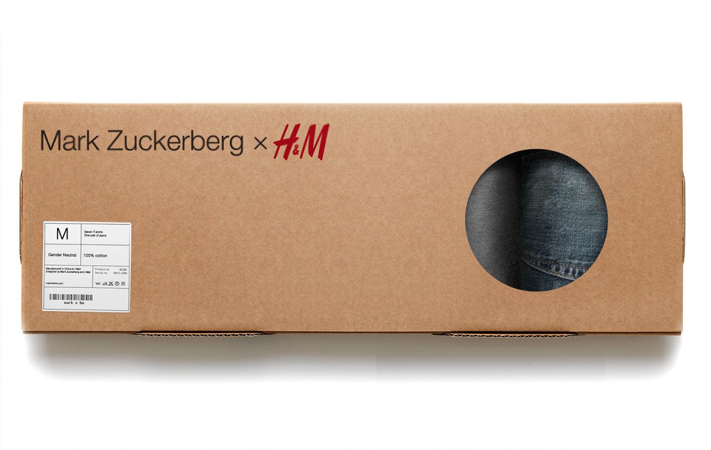 mark zuckerberg per HM pack