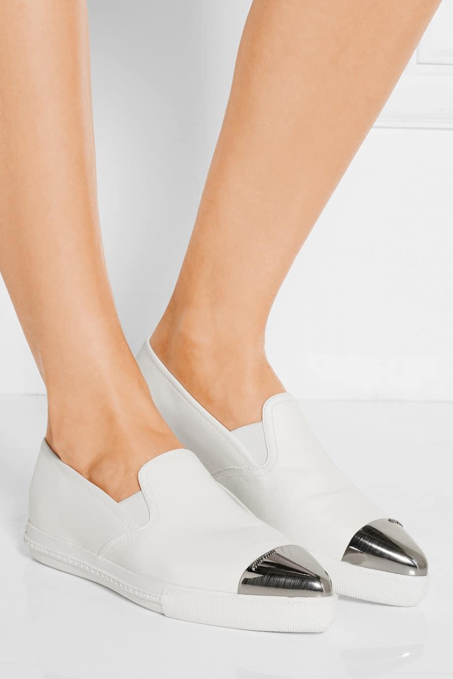 sneakers e scarpe da ginnastica miu miu