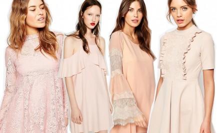 vestiti rosa primavera 2016