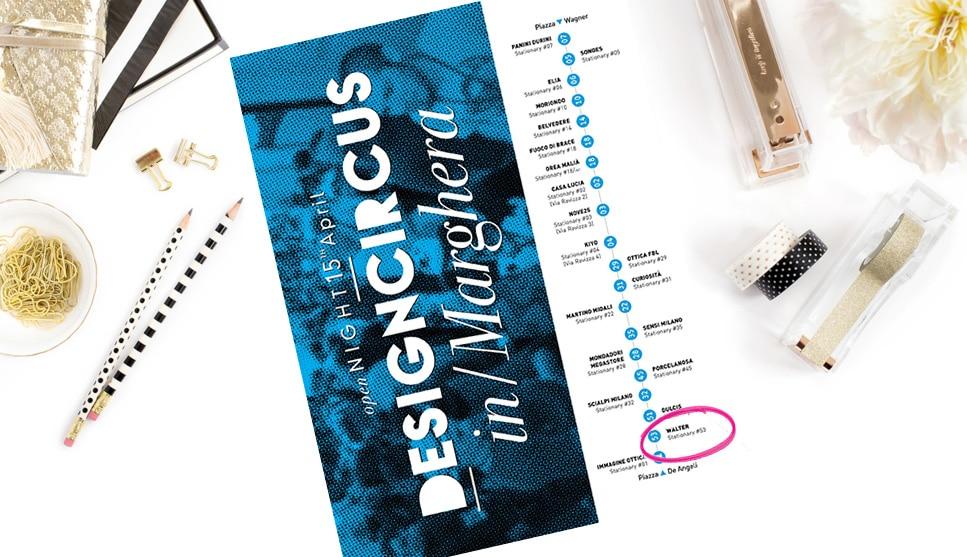 Design Week 2016: appuntamento con Walter calzature per il Design Circus