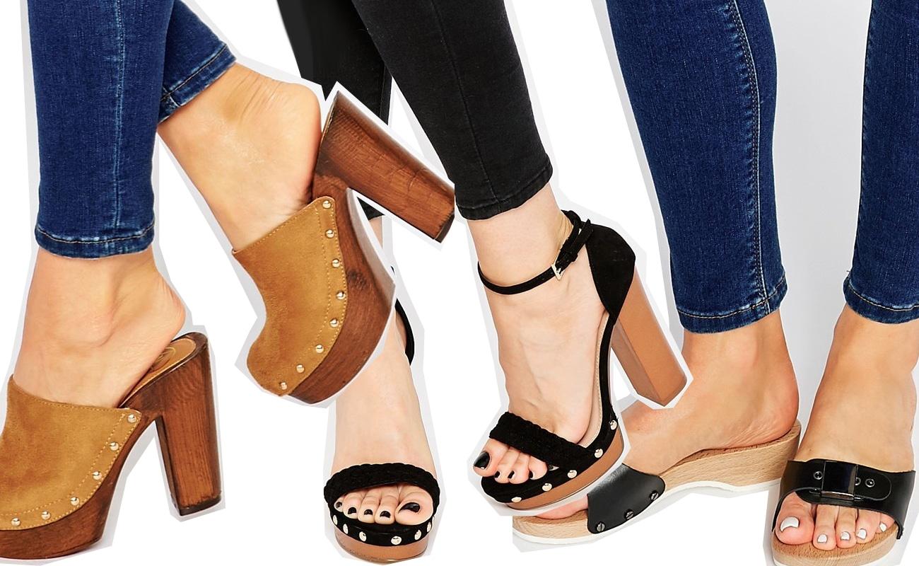 """Zoccoli, clogs, mules: tornano le scarpe """"diversamente belle"""" per la primavera 2016"""