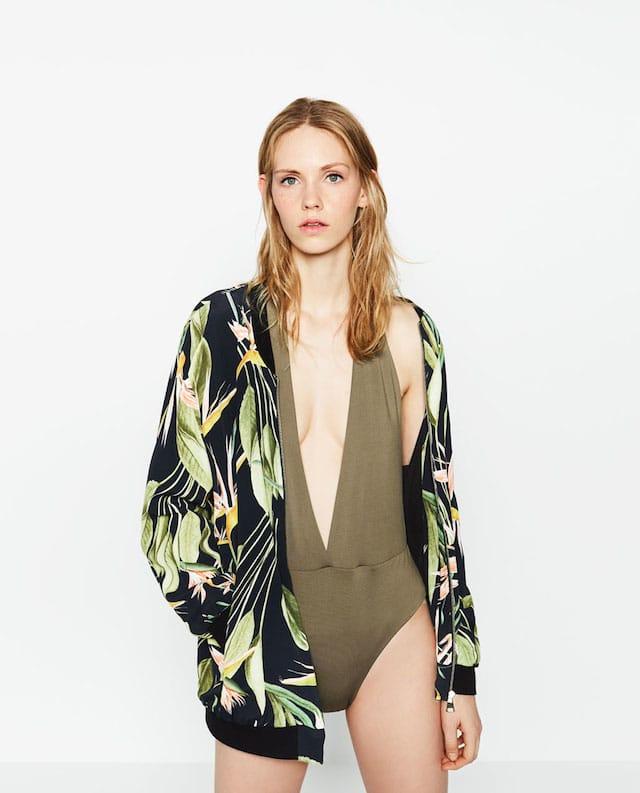 Zara, i costumi per l'estate 2016