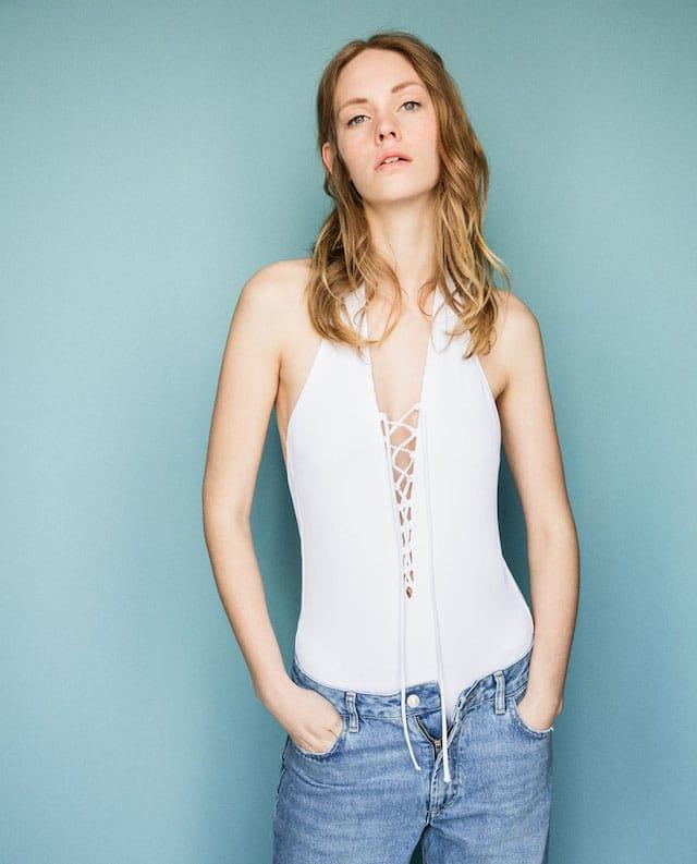 Zara: il costume diventa la scusa per creare un look