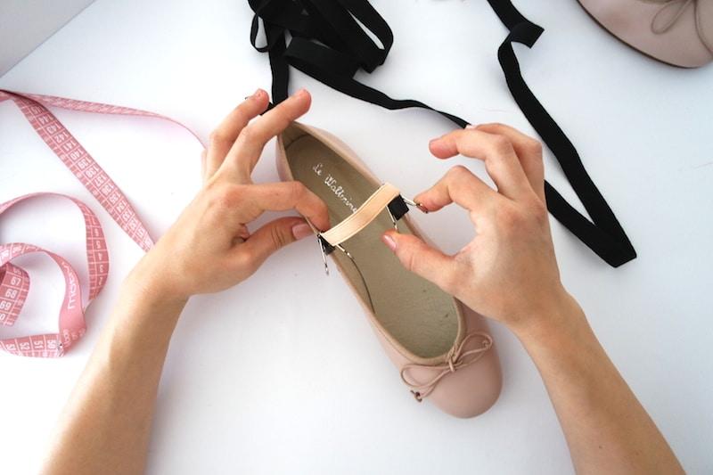 ballerine miu miu tutorial fai da te