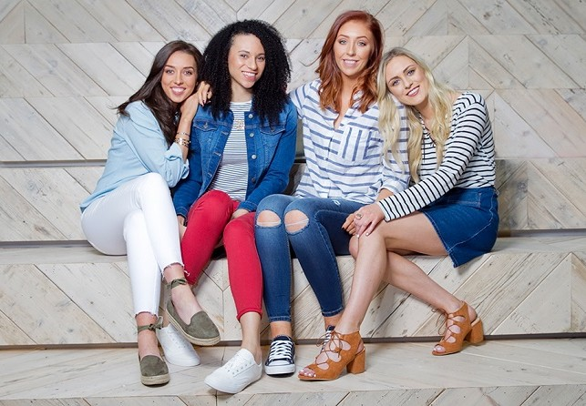 Primark: jeans & navy