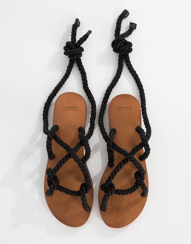 Sandali con le corde: gli originali e le alternative cheap
