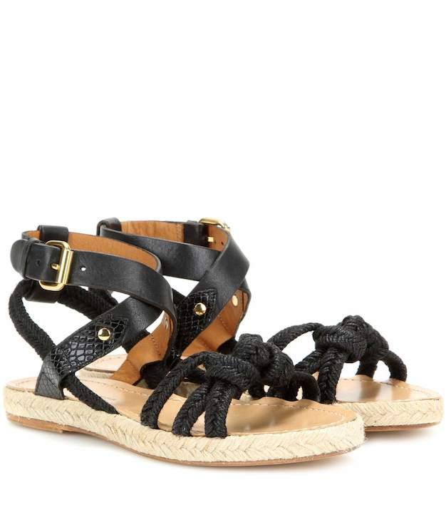 sandali corde isabel marant