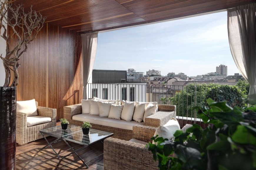Bulgari Hotel Milano, una SPA di lusso nel cuore di Milano