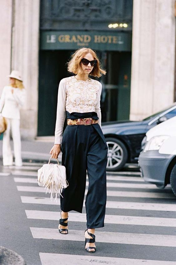Pantalonia Vita Alta Consigli E Look Impulse
