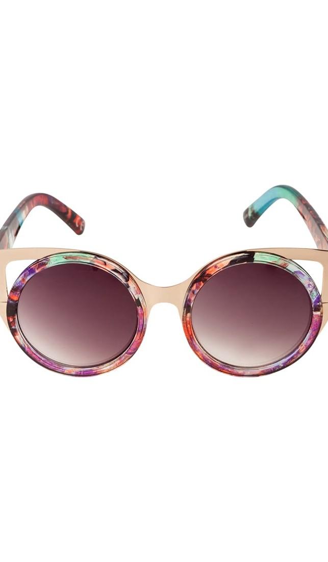 Occhiali da sole rotondi 15 modelli super cool per l'estate 2016