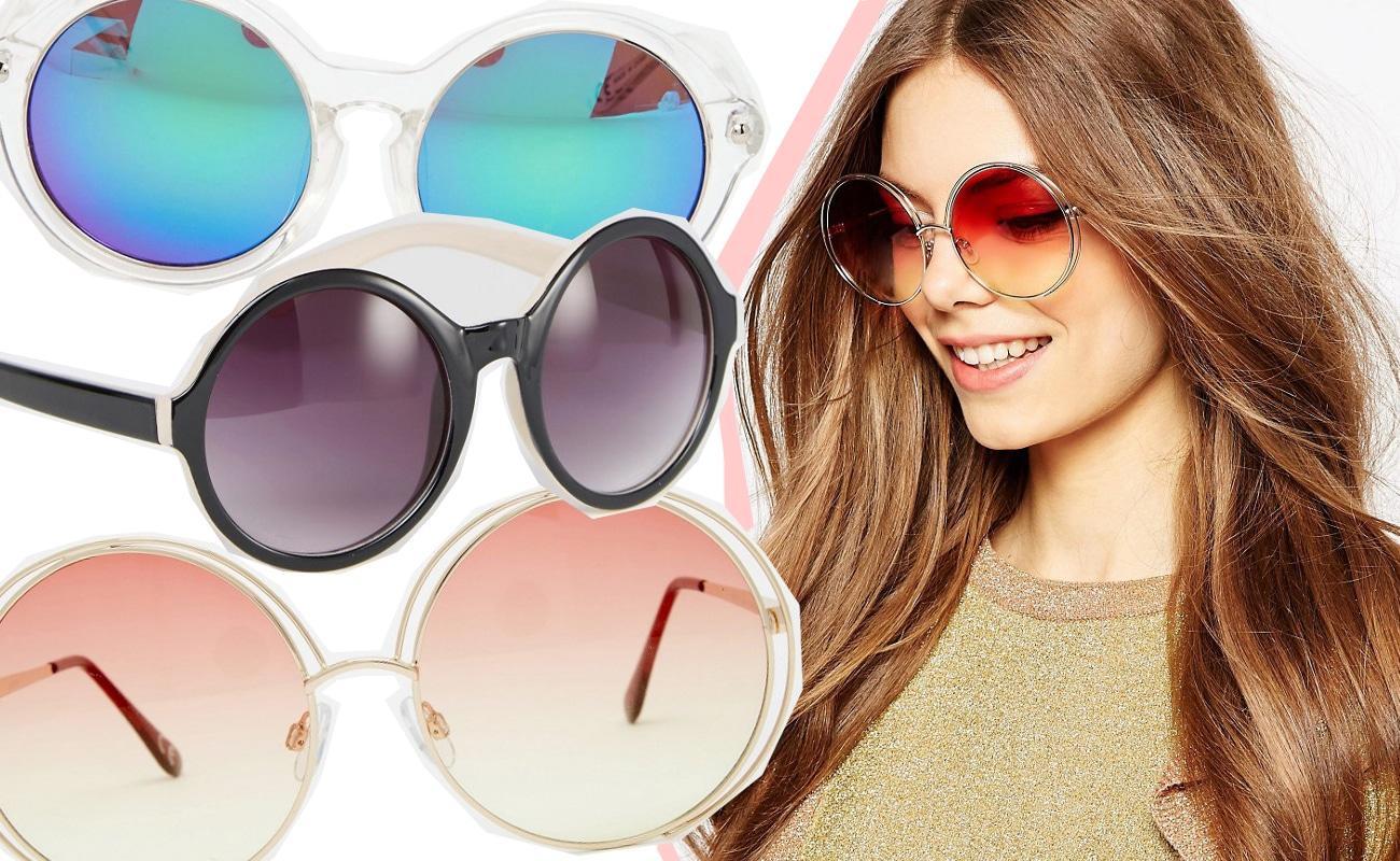 Occhiali da sole rotondi: come sceglierli e quali comprare in base alla  forma del viso