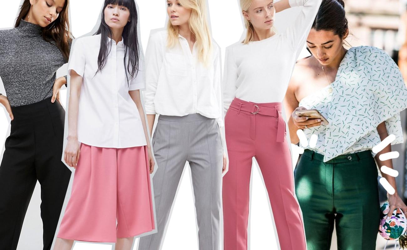 Pantaloni a vita alta, come indossarli e abbinarli