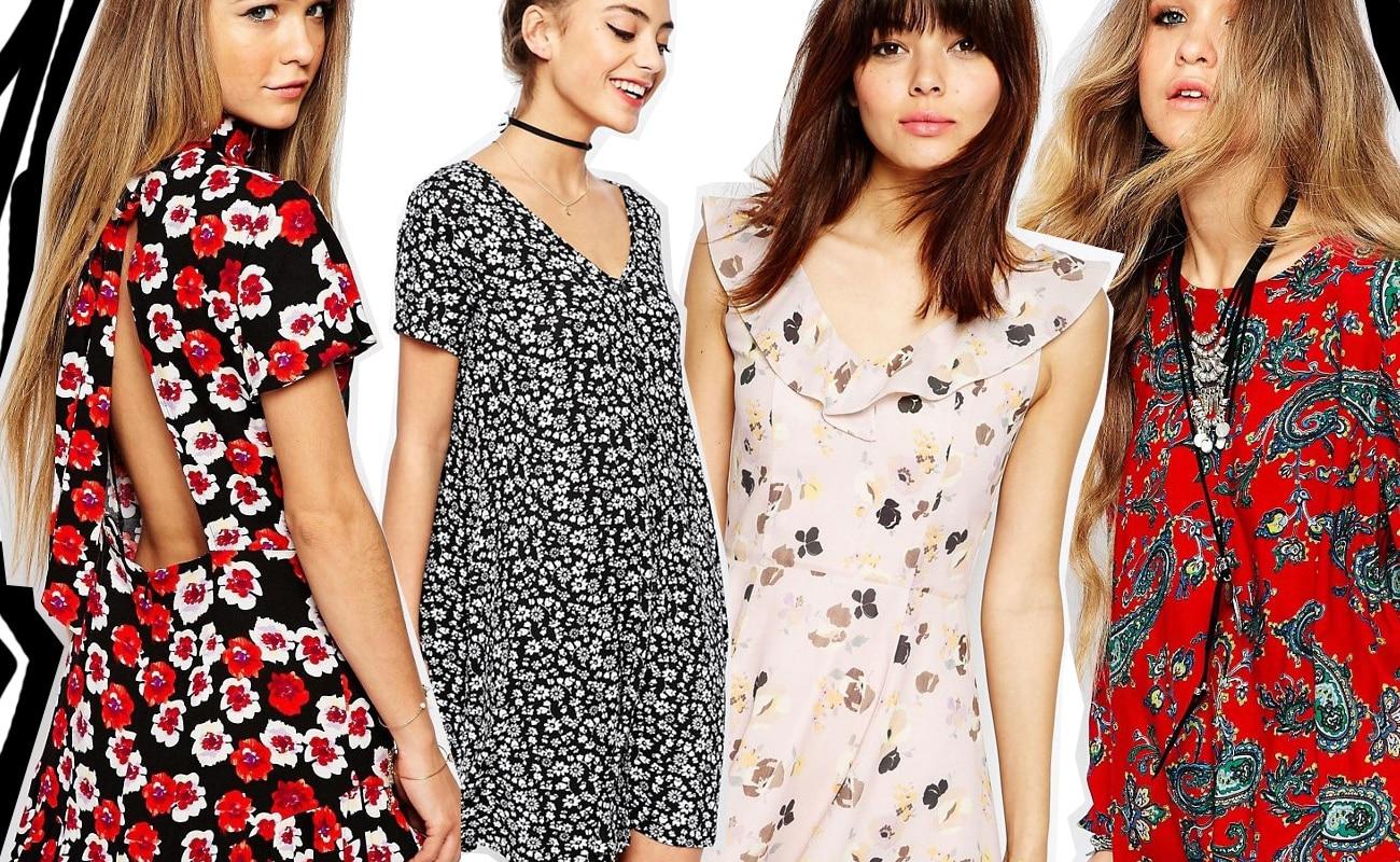 Vestiti corti a fiori, ecco i più trendy per l'estate