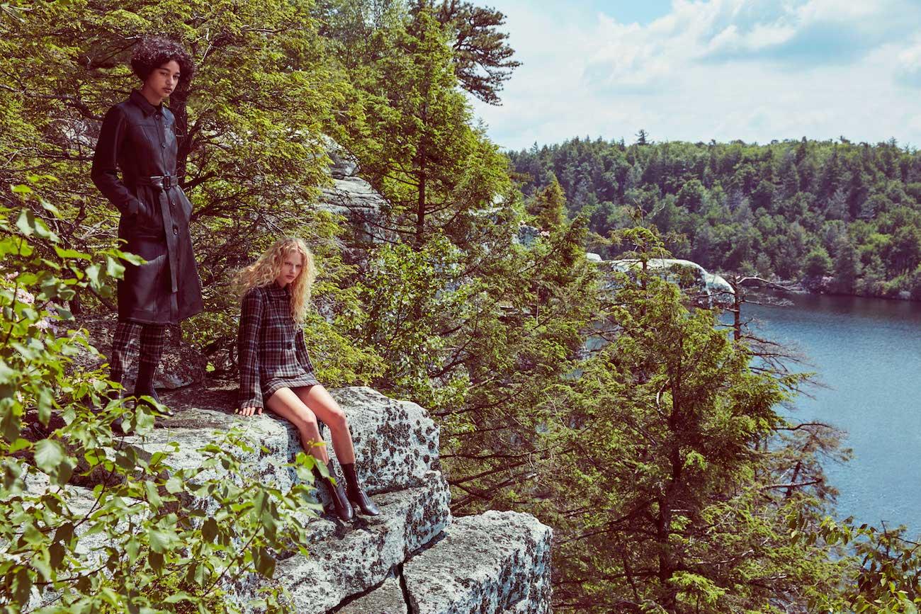 Zara la campagna per l'autunno 2016 per scoprire i trend
