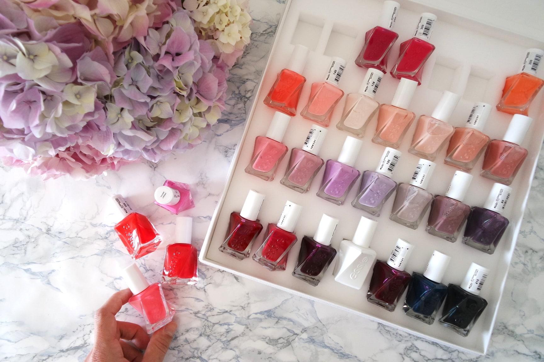 Essie Gel Couture, 28 nuovi colori super shiny (review e colori)