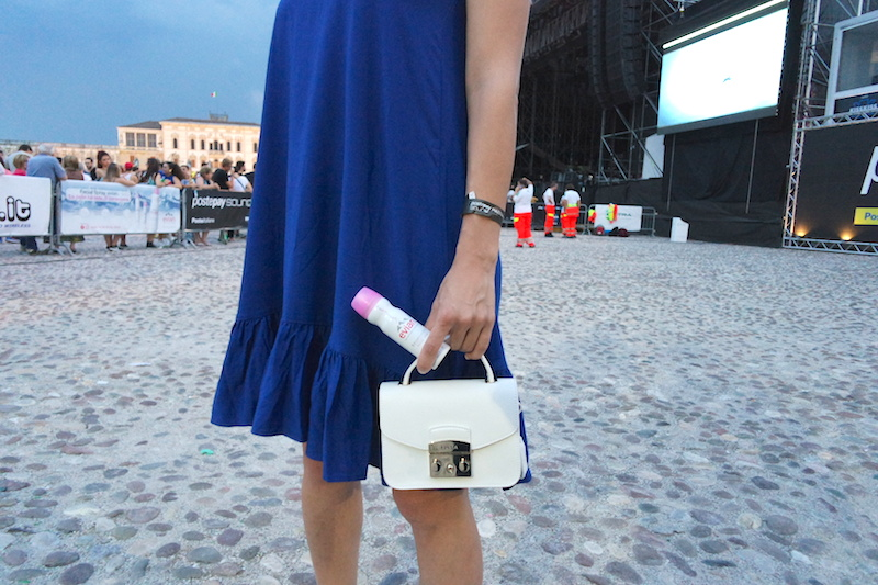 evian fashion blogger elena schiavon